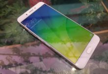 Hands on: Oppo R9s Plus