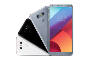 Touting practical features, LG's G6 aims to battle sleeker rivals