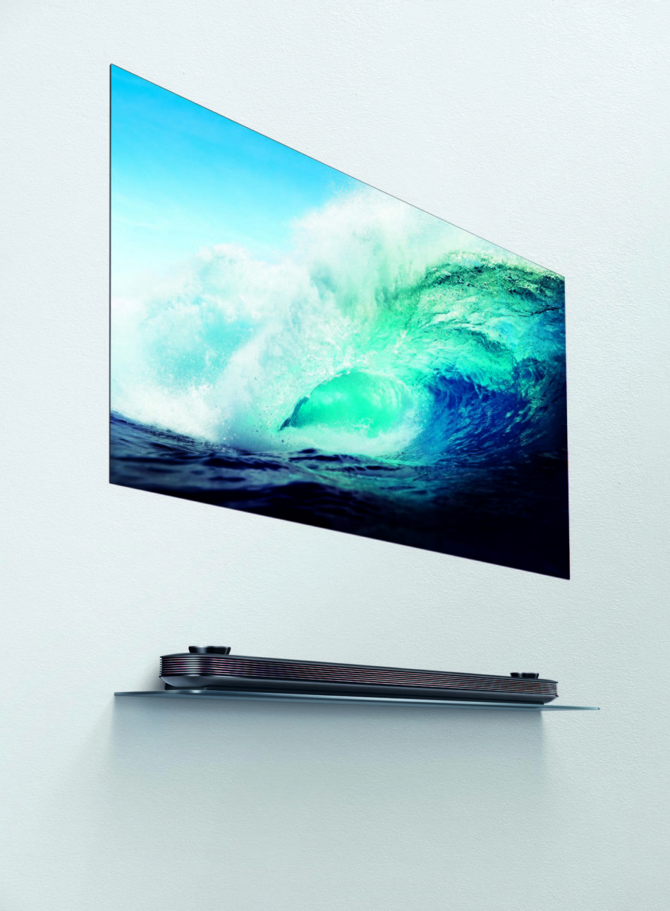 Lg W7 Leads New Oled Tv Lineup In Singapore As Prices Get