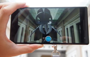 Take a tour of the National Museum, past and present, with augmented reality