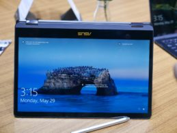 Asus unveils ZenBook Flip S slim convertible starting from US$1,099