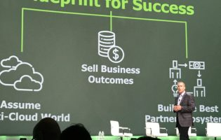 Growing up fast, Veeam targets larger enterprise customers
