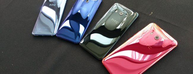 Hands on: HTC U11