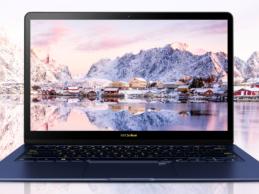 New Asus ZenBook UX490 comes with expandable, desktop-class graphics