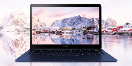 New Asus ZenBook UX490 comes with expandable, desktop-class graphics