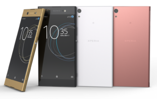 Hands on: Sony Xperia XZ Premium