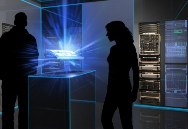 HPE builds computer for Big Data era
