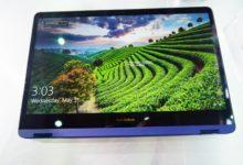 Hands on: Asus ZenBook Flip S