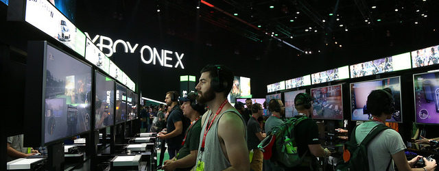 The best games and hardware of E3 2017