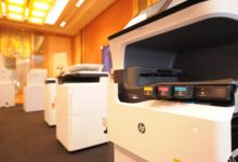 HP networked printers to use Singapore-built app