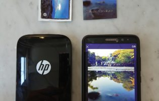 Hands on: HP Sprocket
