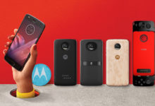 Hands on: Lenovo Moto Z2 Play sticks with a modular design to stand out