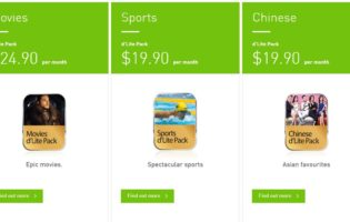 Watch StarHub standalone cable TV channels without paying for a basic tier
