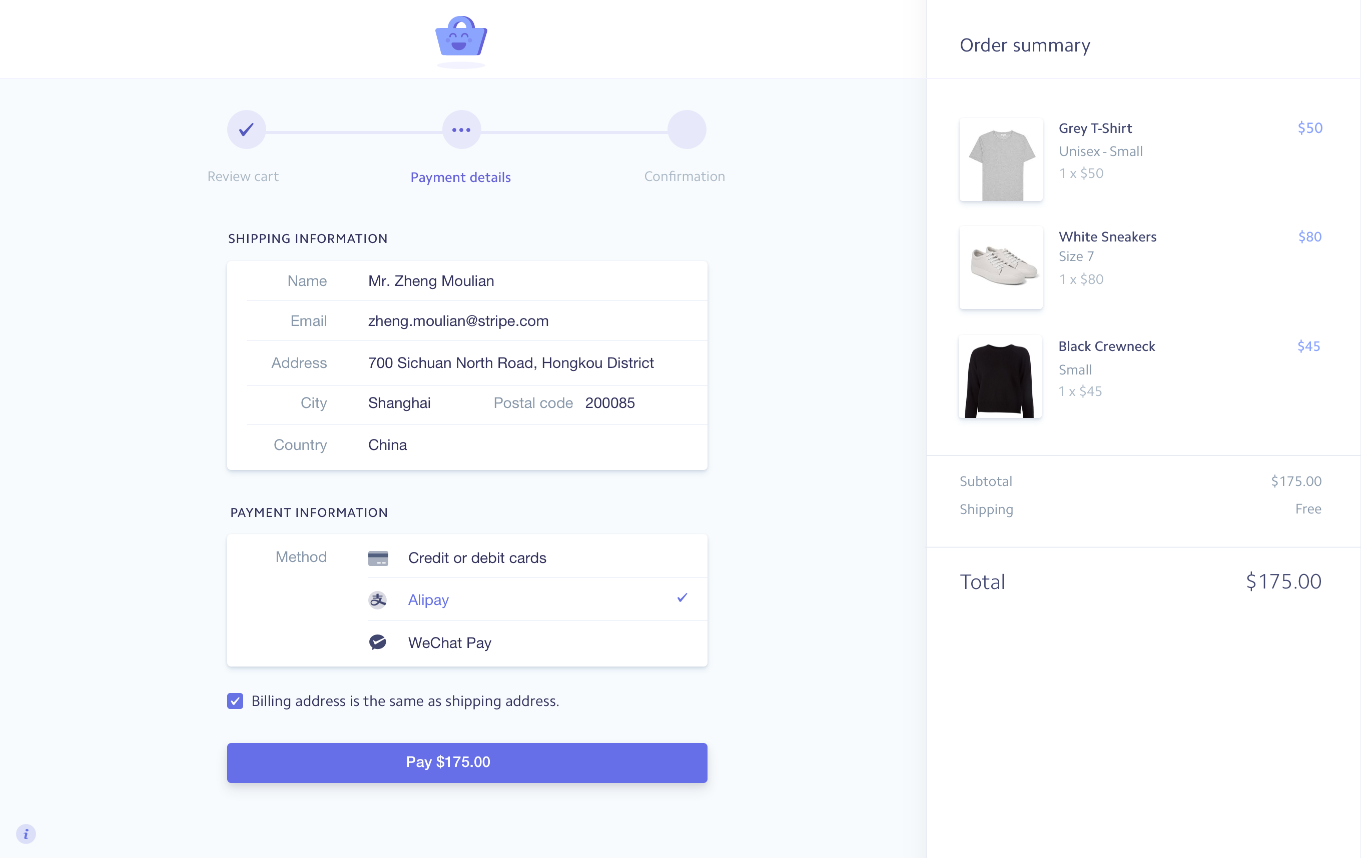 Online merchants on Stripe can now sell to China using