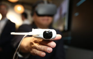 High bandwidth, low latency from 5G promise virtual reality experiences