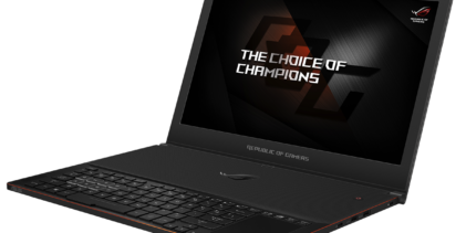 Hands on: Asus ROG Zephyrus GX501 gaming laptop
