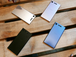 Hands on: Sony Xperia XZ1, XZ1 Compact and XA1 Plus out in Singapore in October