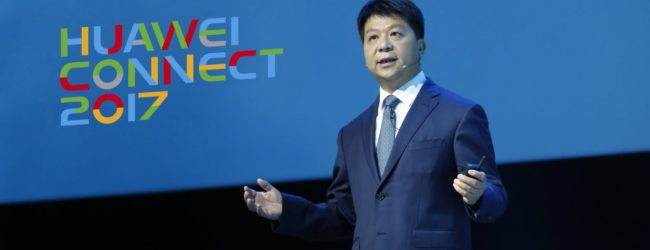 Huawei aims to be global player in cloud services