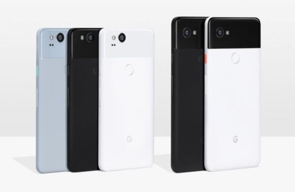 Pixel 2 XL listed on new Google Singapore store, but you can