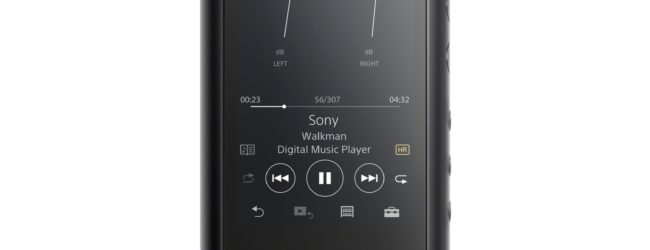 Sony's more affordable NW-ZX300 Walkman debuts in Singapore in mid-November