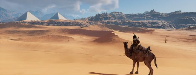 Goondu review: Assassin's Creed Origins