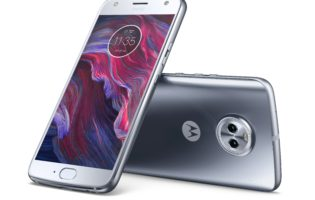Hands on: Lenovo Moto X4