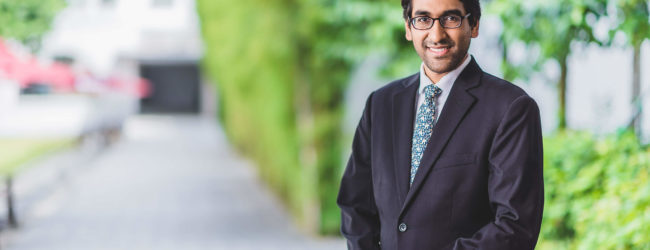 NUS assistant professor finds winning startup formula with deep technology research
