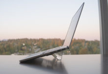 On Kickstarter: Veego Stand lets users prop up laptops easily