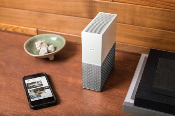 Western Digital My Cloud Home promises easier access with Android