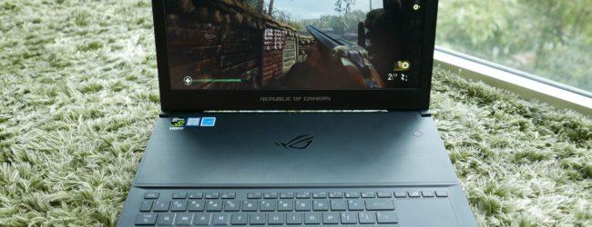 Asus ROG Zephyrus GX501 is a lean, mean gaming machine