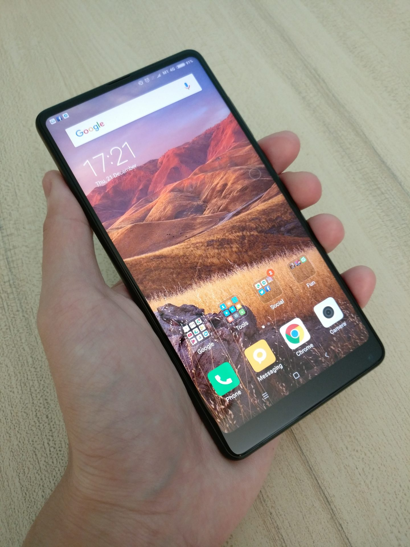 Goondu Review Xiaomi Mi Mix 2 Is Stylish Affordable But Has Some Charger Oppo Asus Zenfone Smartfren Andromax Flaws Techgoondu