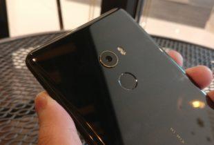Hands on: Xiaomi Mi Mix 2