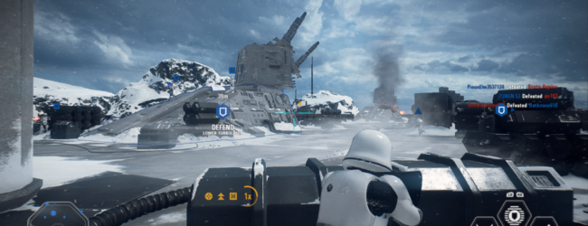 Goondu Review: Electronic Arts' Star Wars Battlefront II
