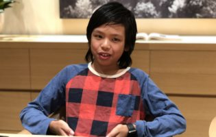 10-year-old coder Yuma Sorianto wants to make apps to change the world