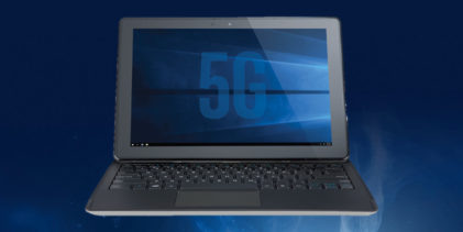 Intel to have 5G built into Dell, HP, Lenovo and Microsoft PCs by 2019