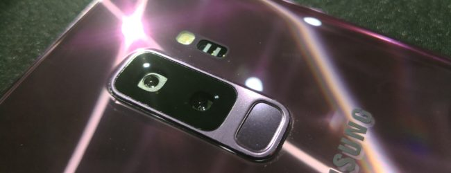 Hands on: Samsung Galaxy S9 and S9+ bank on familiar design