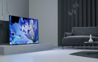 Hands on: Sony Bravia A8F TV stands out despite using last year's tech