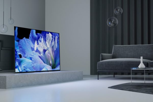 Hands on: Sony Bravia A8F TV stands out despite using last