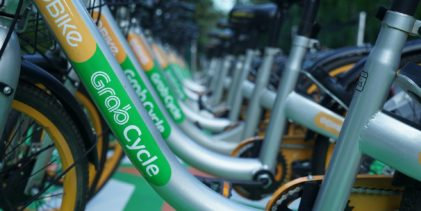 Grab unveils new GrabCycle app to let people share bikes, e-scooters