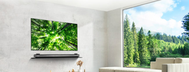 LG's 2018 OLED TVs sport new processor, promise smoother motion