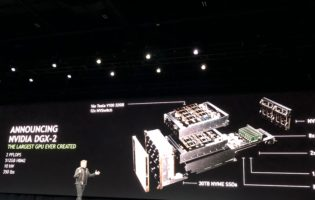 Buy GPUs to save money, says Nvidia, as it brings out AI-focused products