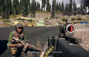 Goondu review: Far Cry 5 will delight fans of the open-world shooter
