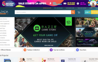 On Lazada, Razer Game Store starts selling games online to Southeast Asia gamers
