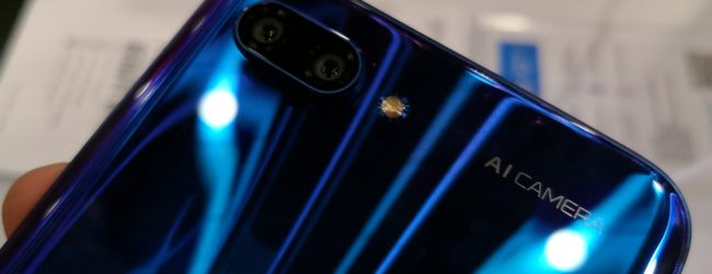 Hands on: Honor 10 crashes mid-range phone party in Singapore