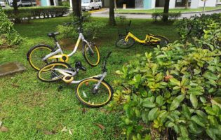 Another raw deal for consumers as oBike becomes latest failure in the platform economy