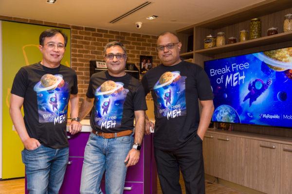 MyRepublic launches mobile plans in Singapore, promises no