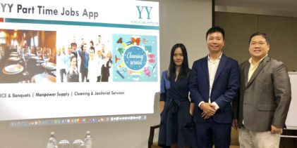 New Singapore app seeks to link up part-time job seekers and employers