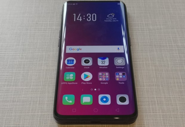 Hands on: Oppo Find X aims high with unique pop-up camera