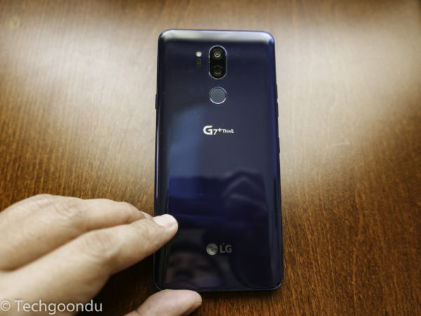 Goondu review: LG G7+ ThinQ is attractive but marred by some