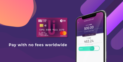 YouTrip mobile wallet lets users pay in 150 currencies and avoid fees